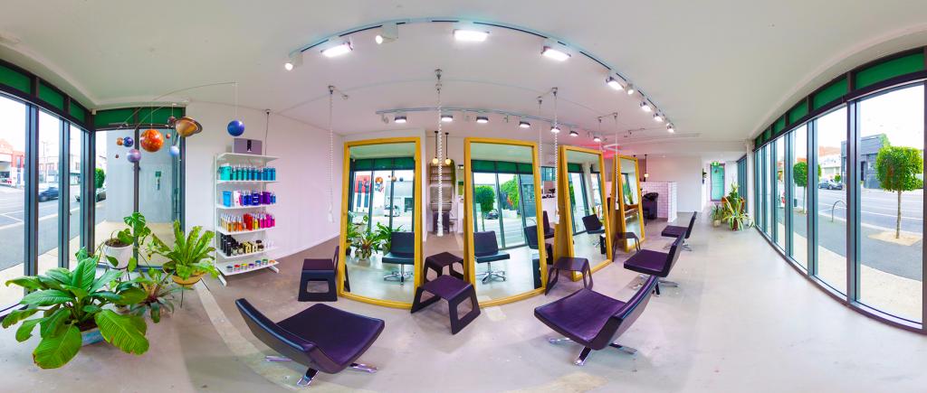 inside delilah hair studio