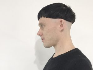 Bowl cut undercut