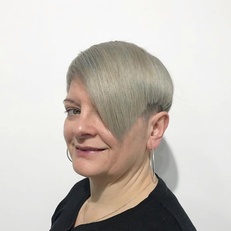 Maybe you got a pixie haircut last time, when you really wanted something a little longer. We make sure we figure these things out before we begin cutting ...