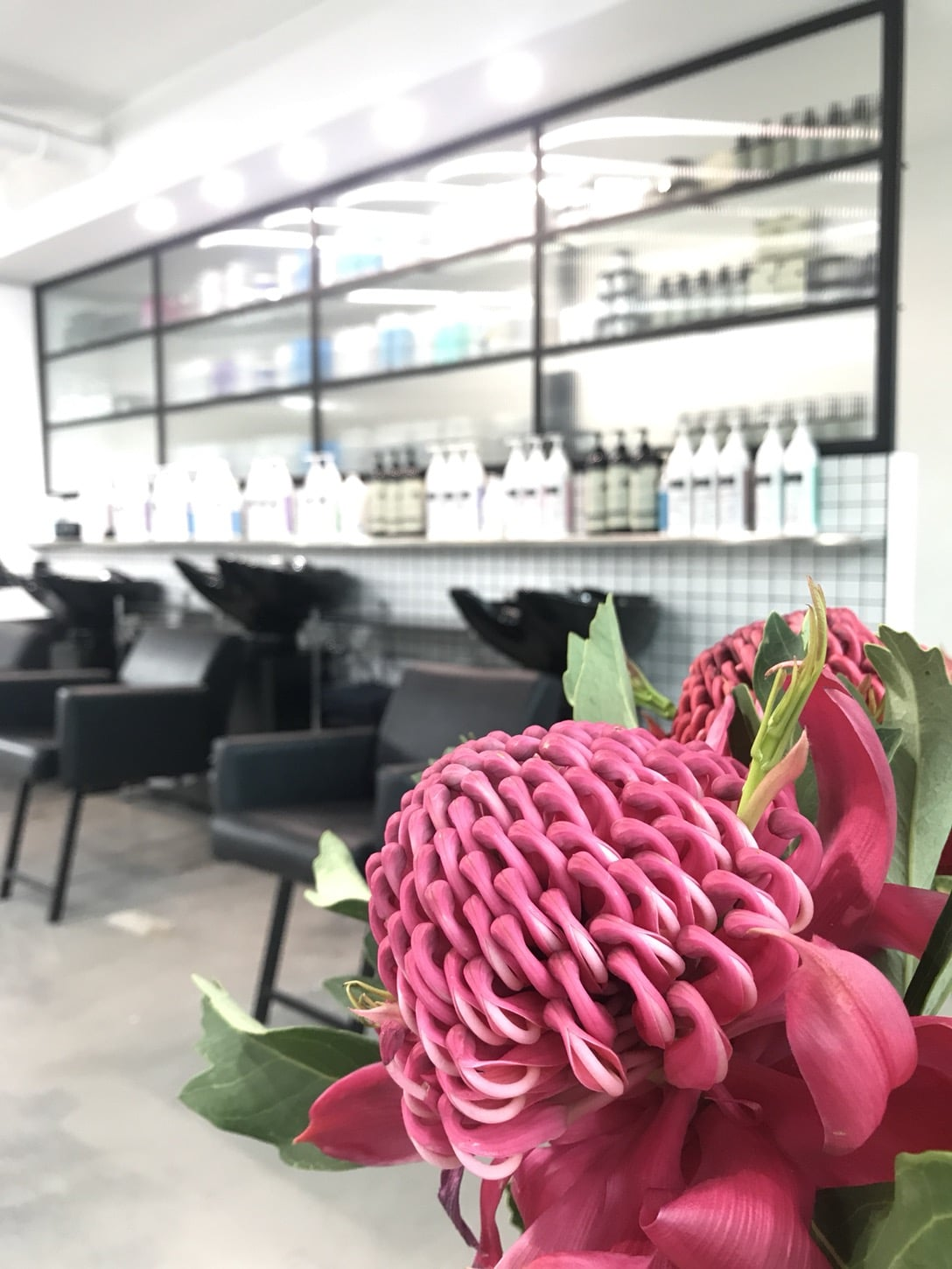 hairdresser stylist salon coburg