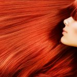 vibrant hair colour