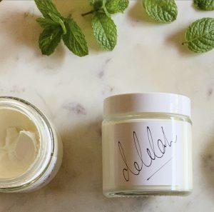 delilah hair peppermint cream