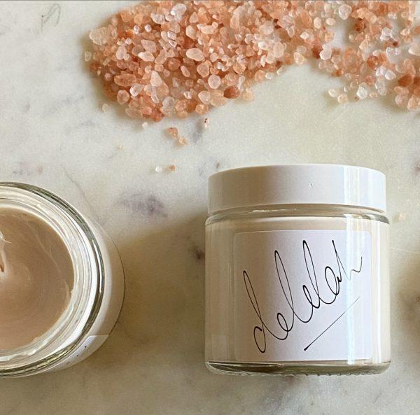 delilah hair sea salt cream