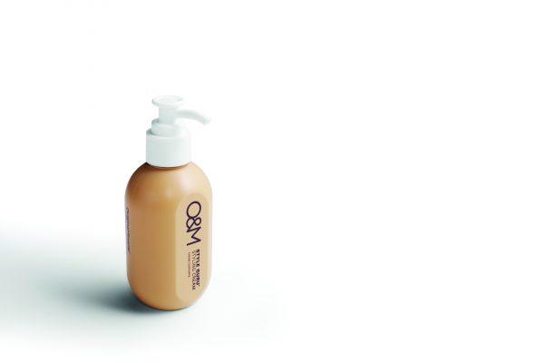 O&M styling cream product