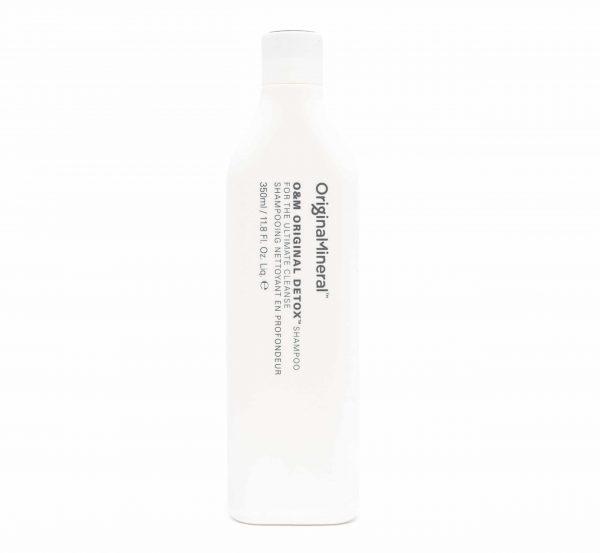 O&M original detox shampoo product