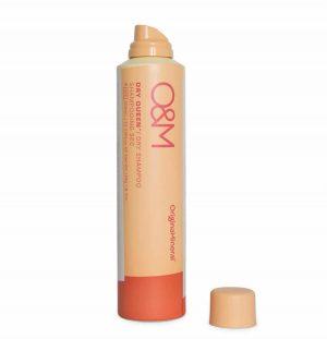 O&M dry shampoo product