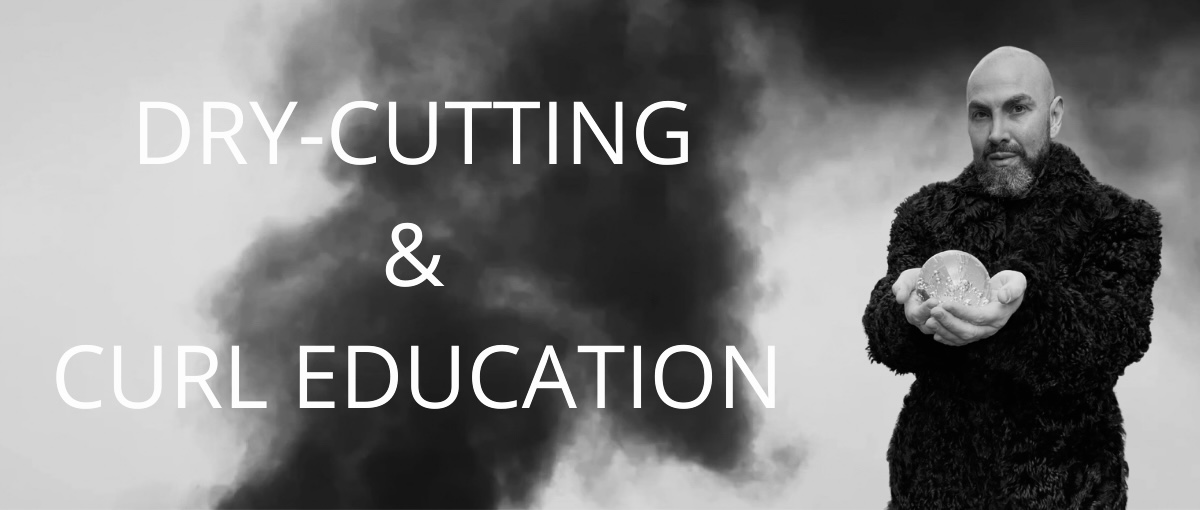Delilah Dry Cutting Curl Education