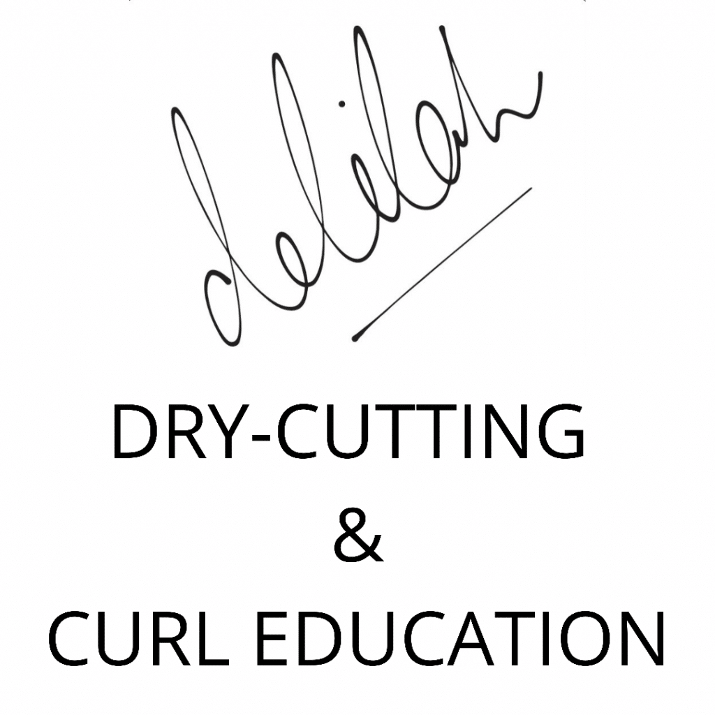 delilah dry-cutting & curl education image